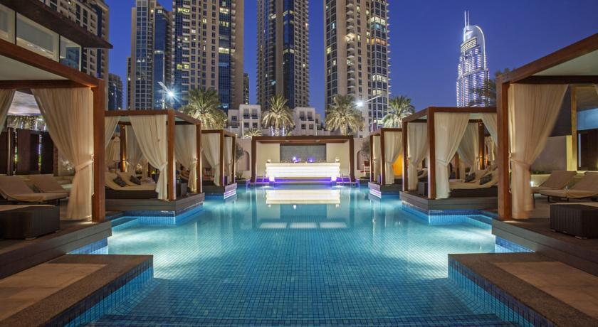 Vida downtown dubai dubai hotels for Dubai the best hotel