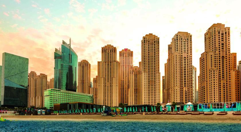 Ramada Plaza Jumeirah Beach Dubai Hotels