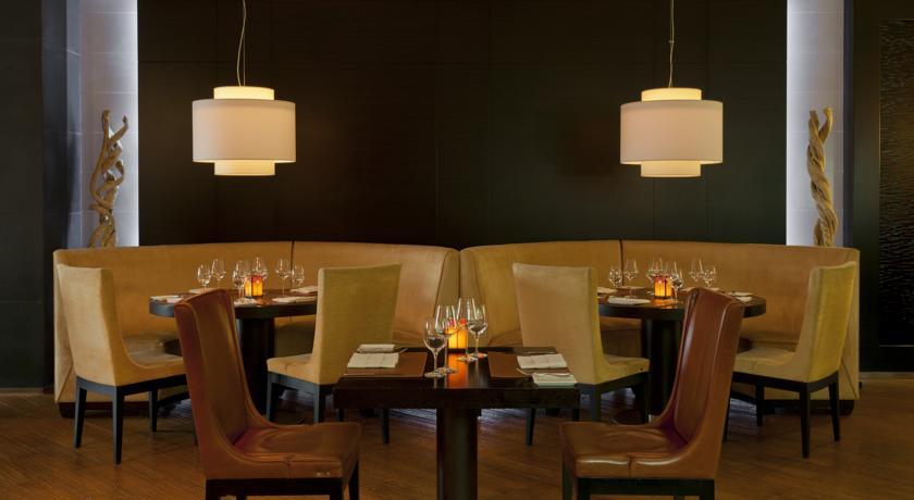 Westin Dubai Room Service Menu