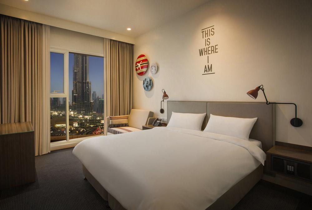Rove downtown dubai dubai hotels for Gucci hotel dubai