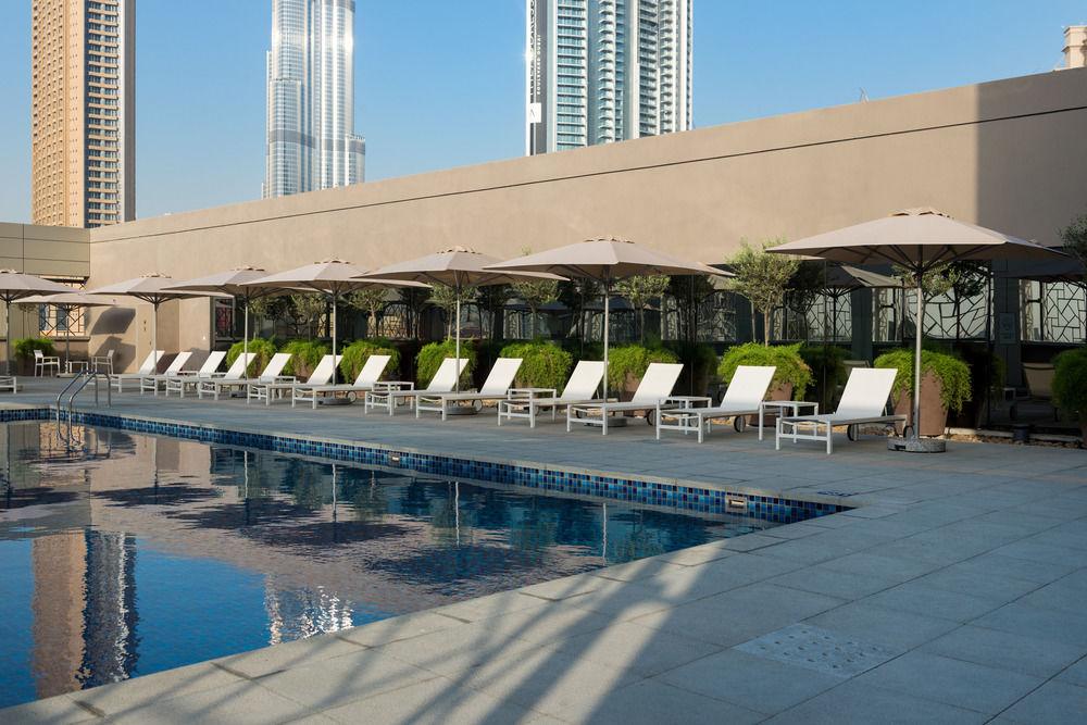 Rove downtown dubai dubai hotels for Best hotels dubai downtown