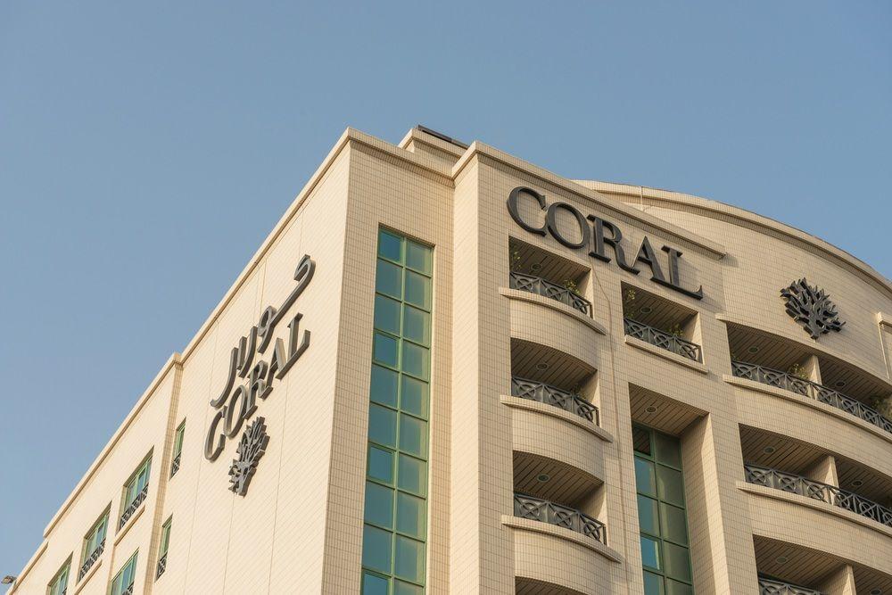 Coral dubai deira hotel dubai hotels for Top 100 hotels in dubai