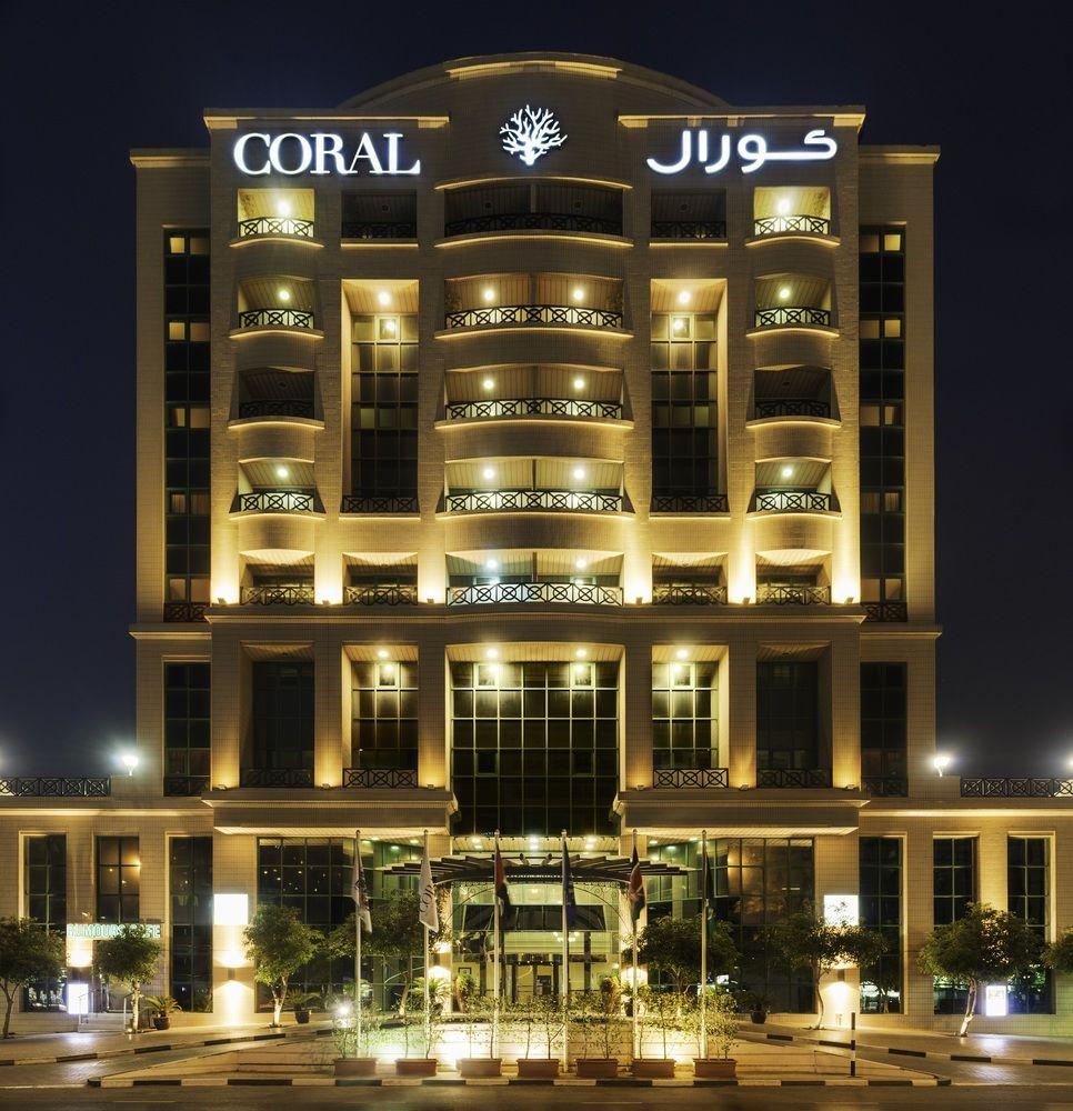 Coral dubai deira hotel dubai hotels for Dubai hotel name