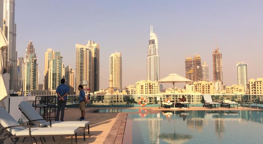 Steigenberger Hotel Business Bay Dubai Hotels