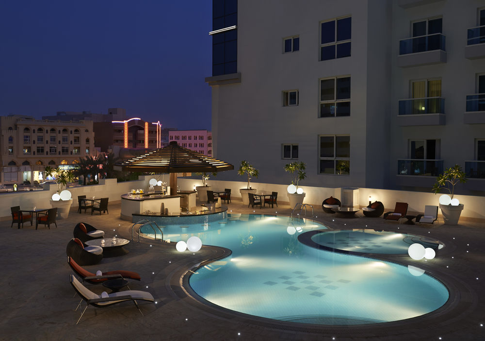 Hyatt place dubai al rigga residences dubai hotels for 4 star hotels in dubai