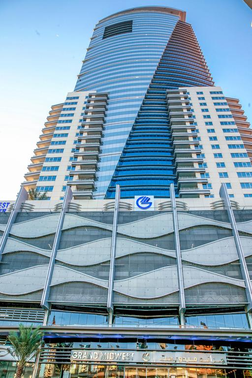 Grand midwest tower sheikh zayed road dubai hotels for Dubai top hotels name