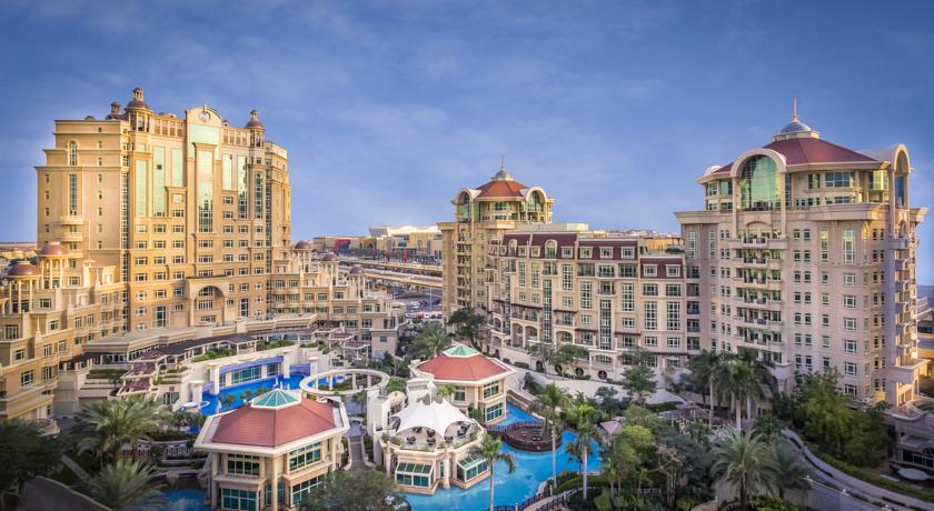 Roda al murooj dubai hotels for Best hotels in downtown dubai