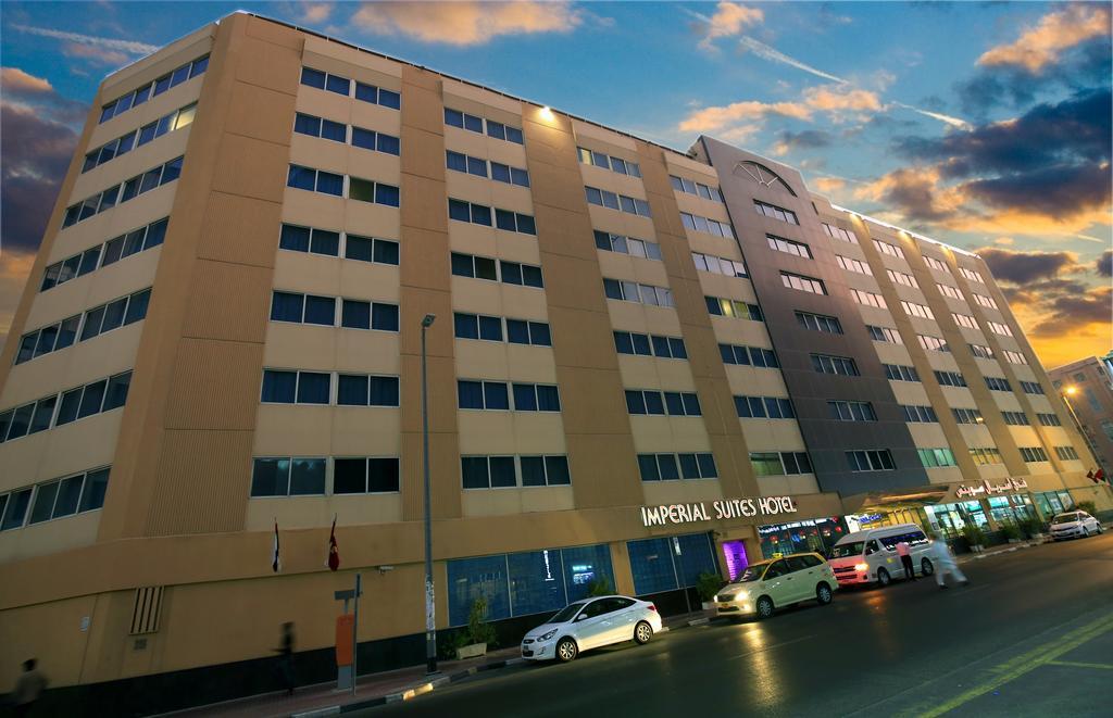 Imperial Suites Hotel Dubai Hotels