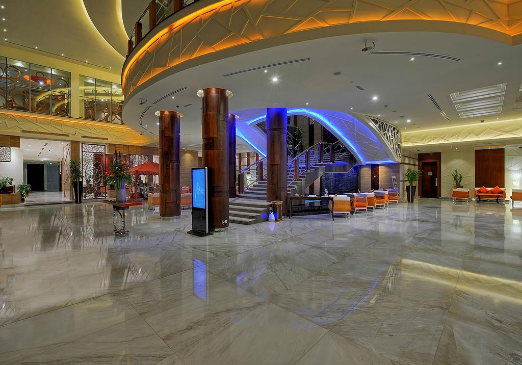 Ghaya Grand Hotel Dubai Hotels