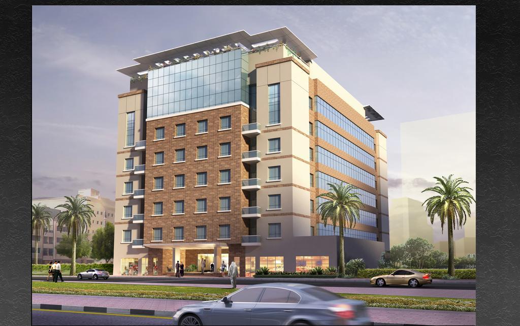 Rose Park Hotel Al Barsha Dubai Hotels