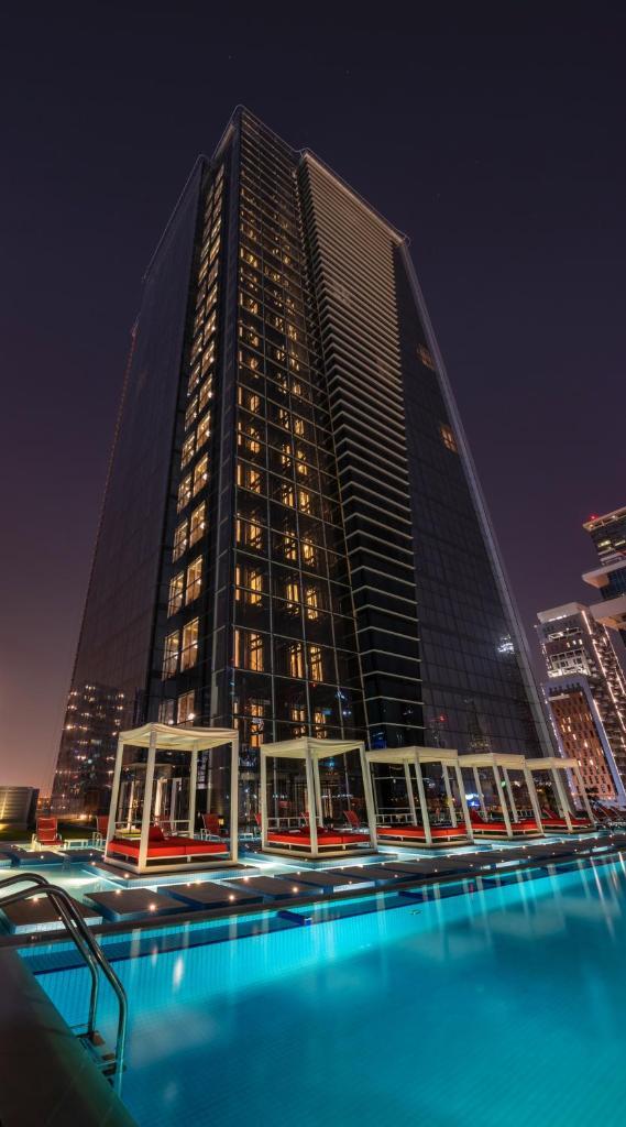 Canal Central Hotel Dubai Hotels