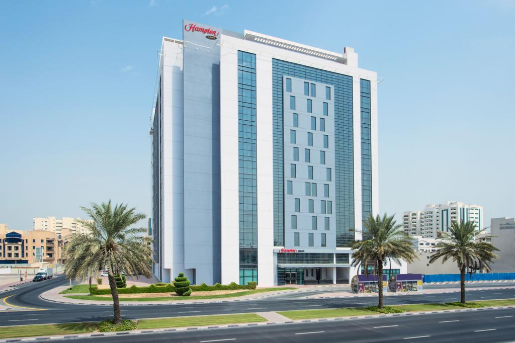 Hampton By Hilton Dubai Airport Dubai Hotels